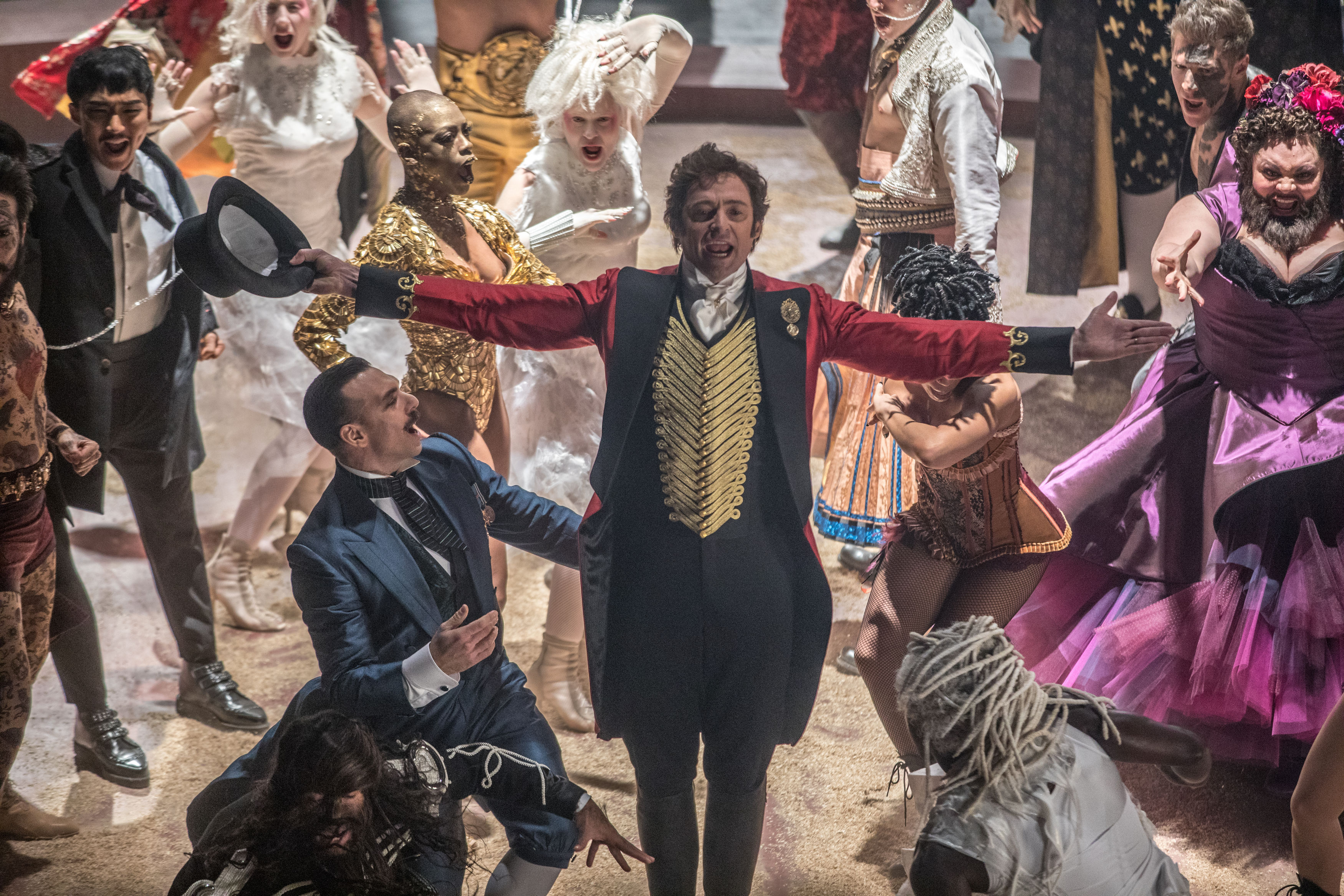 The Greatest Showman (PA Photo/Twentieth Century Fox Film Corporation/Niko Tavernise)