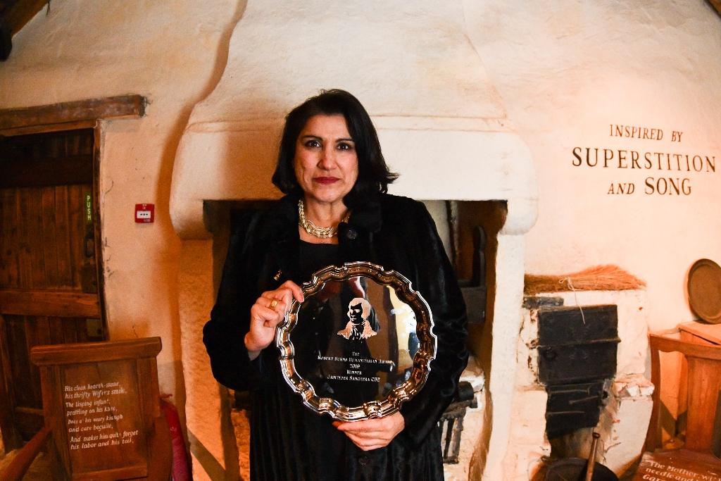 RBHA 2019 winner Jasvinder Sanghera