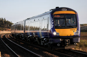 ScotRail issues revised guidance on social distancing while travelling by train
