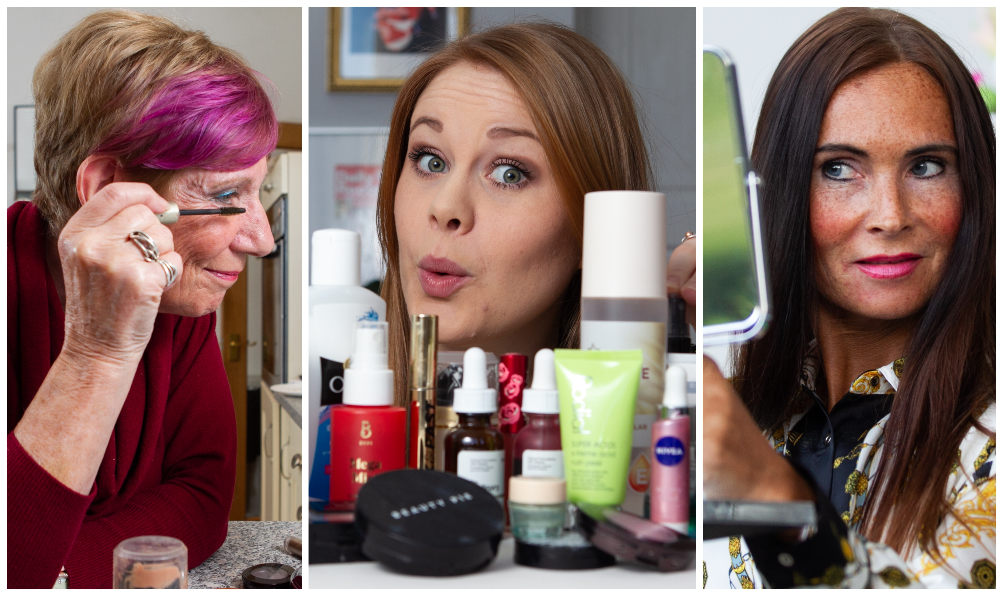 Val, Alice and Wendy share the products they buy