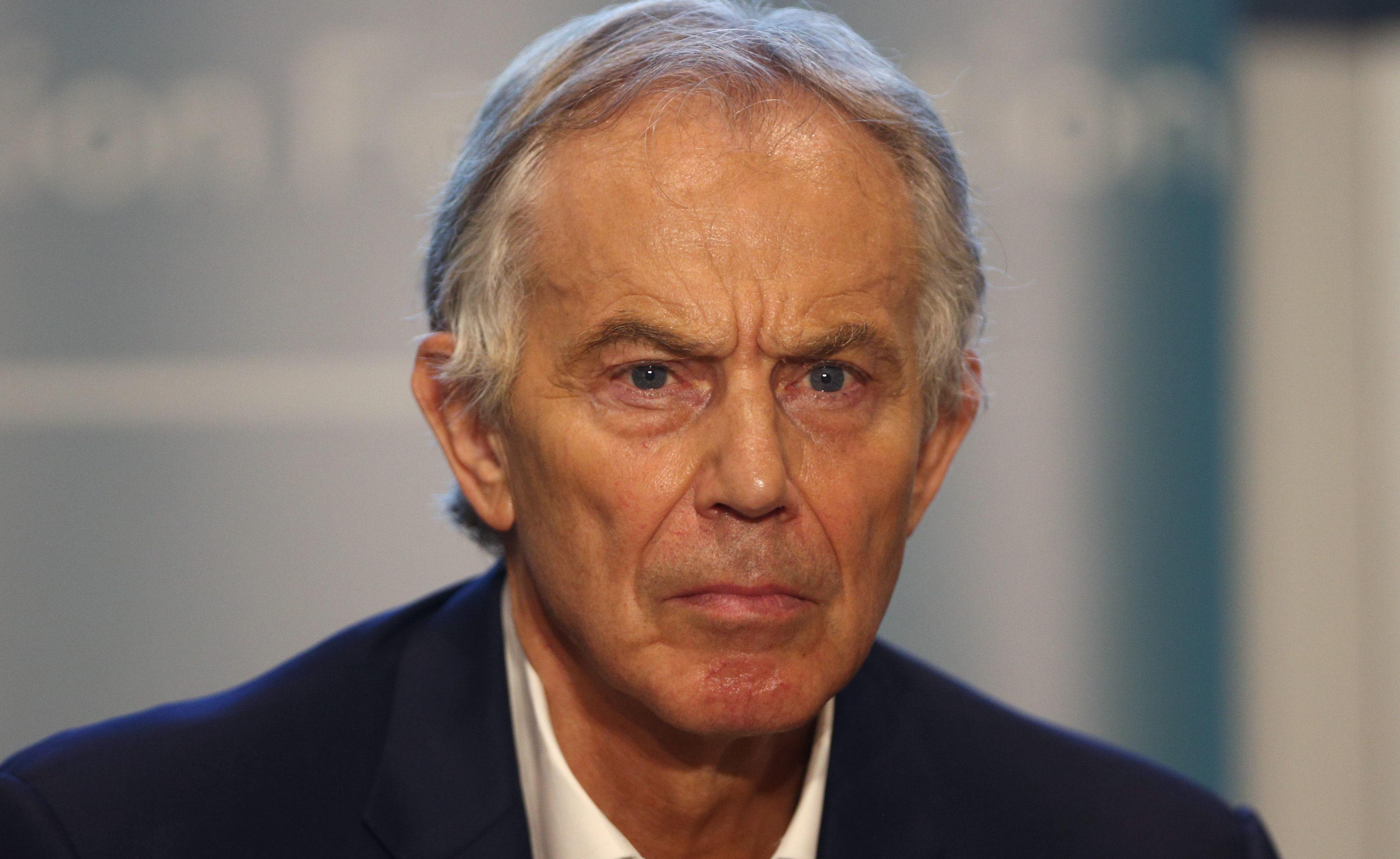 Tony Blair (Yui Mok/PA Wire)