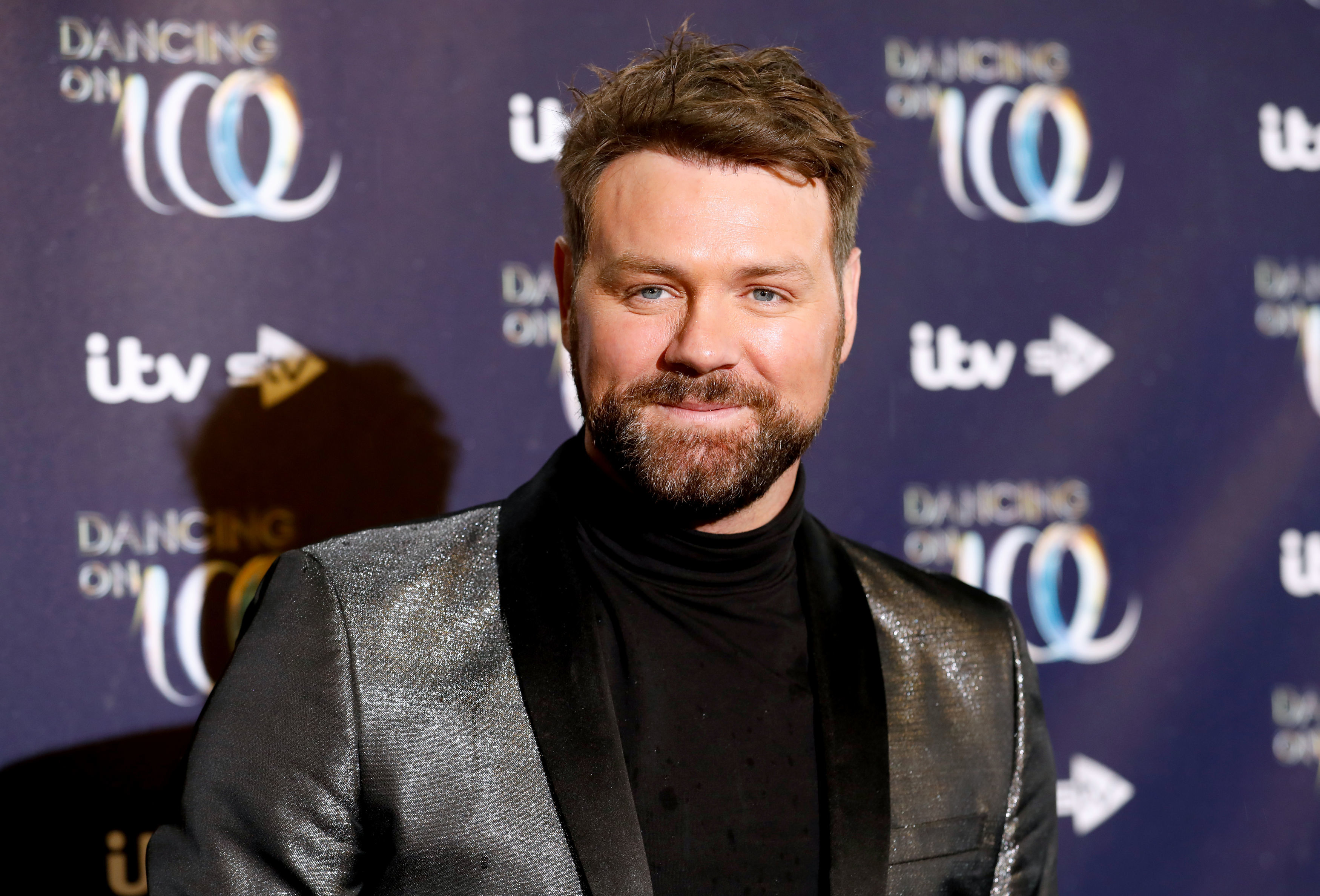 Brian McFadden (David Parry/PA Wire)
