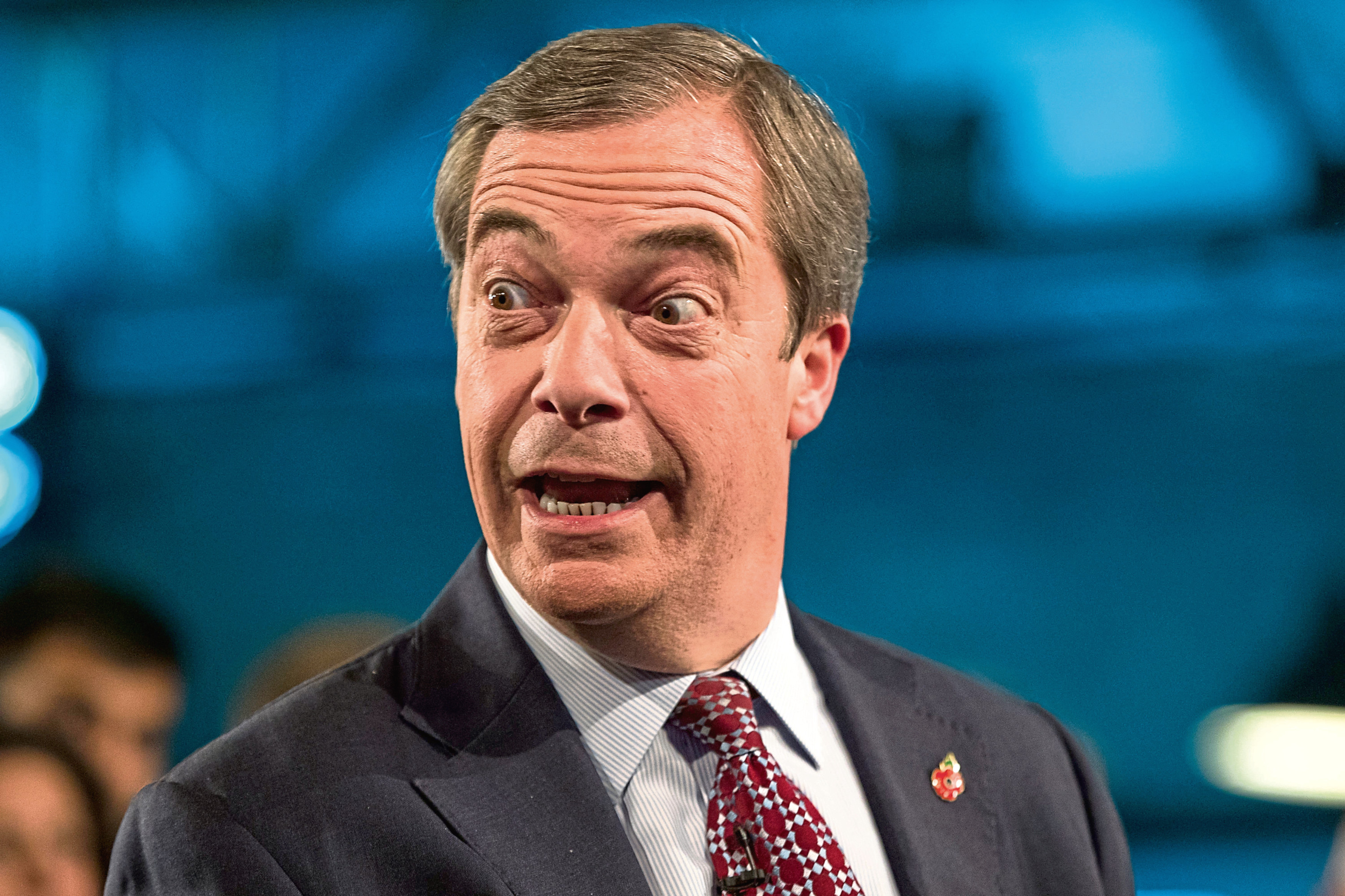 Nigel Farage (Aaron Chown/PA Wire)