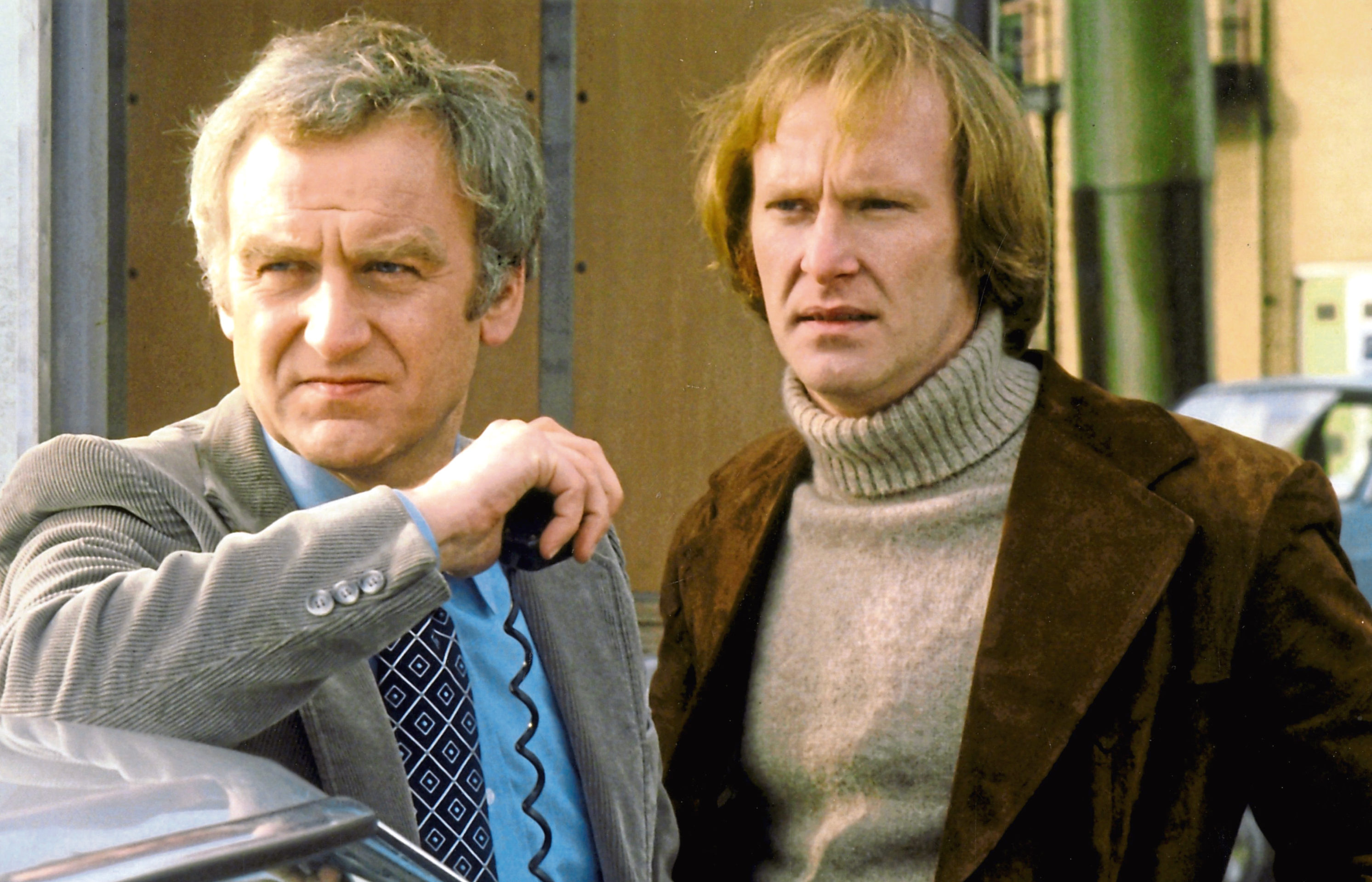 John Thaw and Dennis Waterman in The Sweeney (Allstar / THAMES TV/STUDIOCANAL)