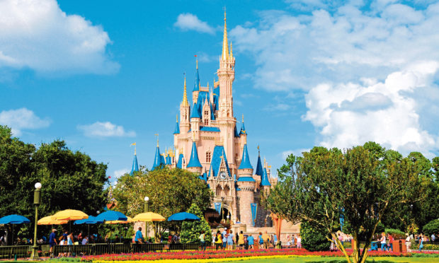 """I've always loved the magical world of Disney, and now my daughter loves it​, too"""