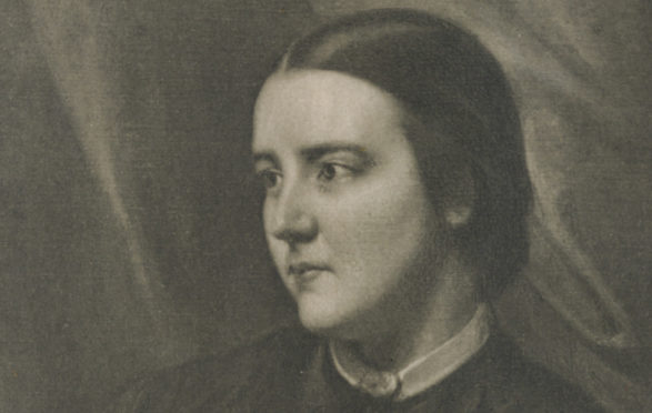 Sophia Jex-Blake, one of the Edinburgh Seven