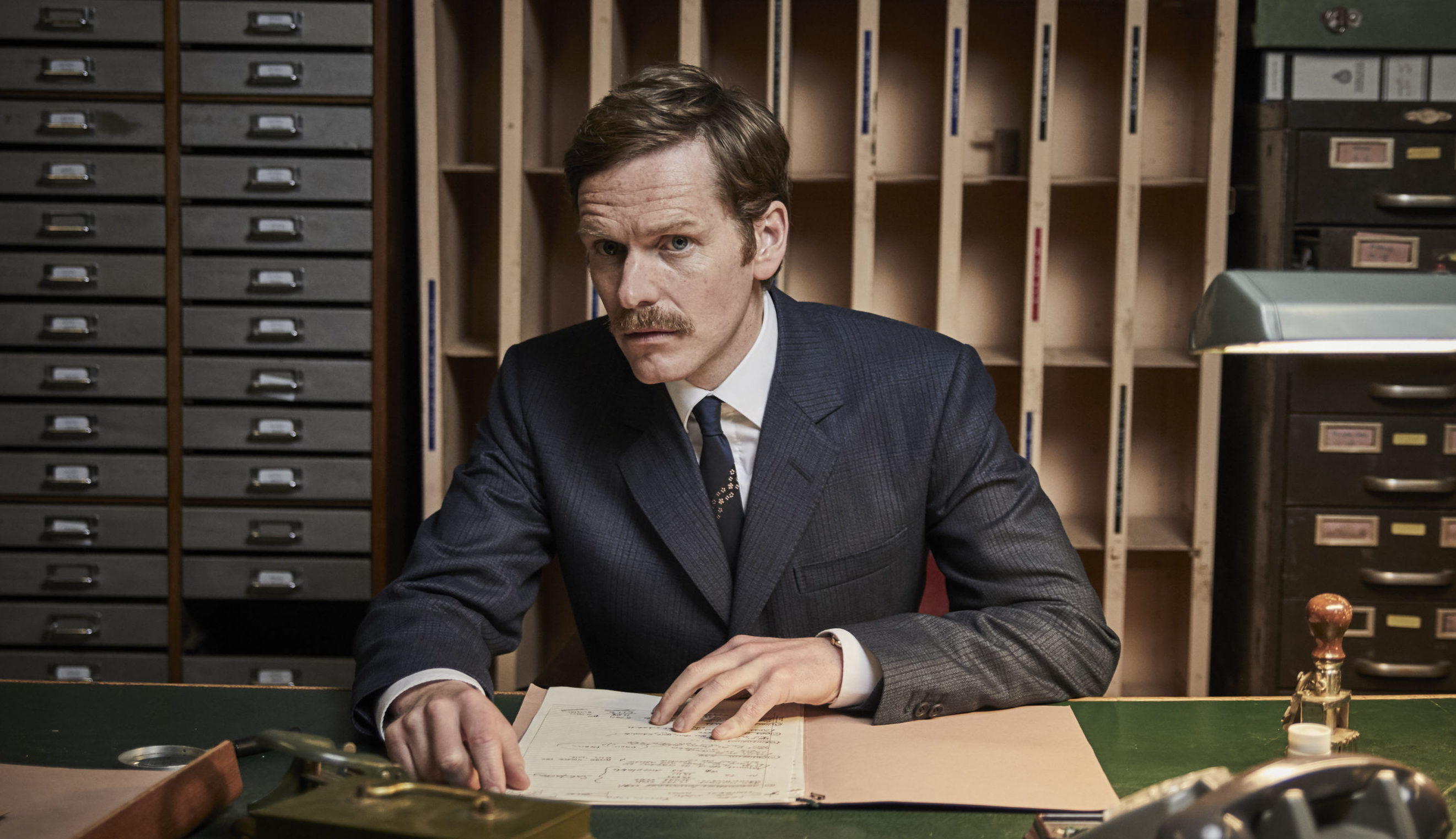 Shaun Evans in Endeavour (ITV/Mammoth Screen)