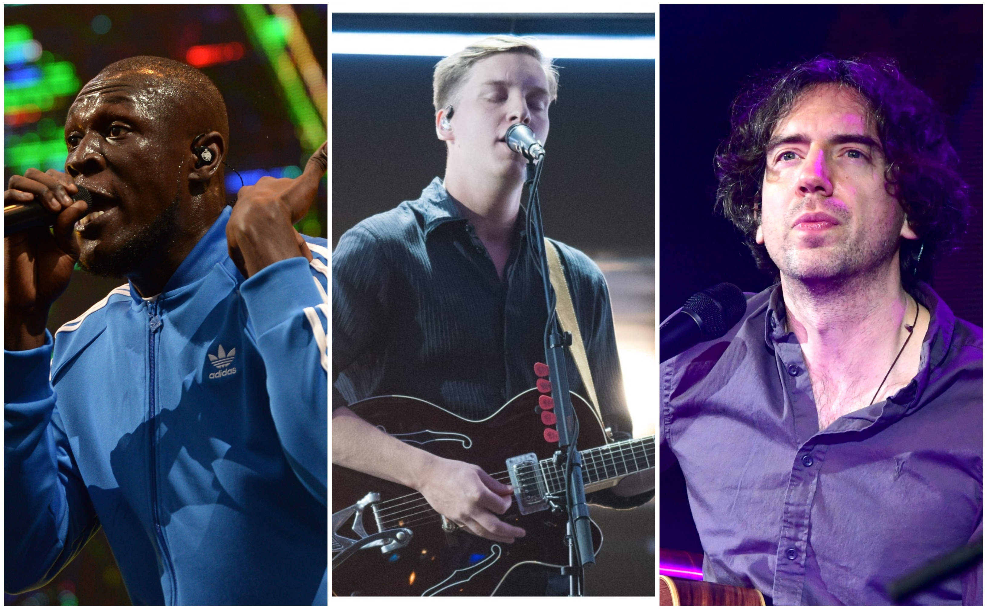Stormzy, George Ezra and Snow Patrol will perform in front of thousands in Glasgow Green