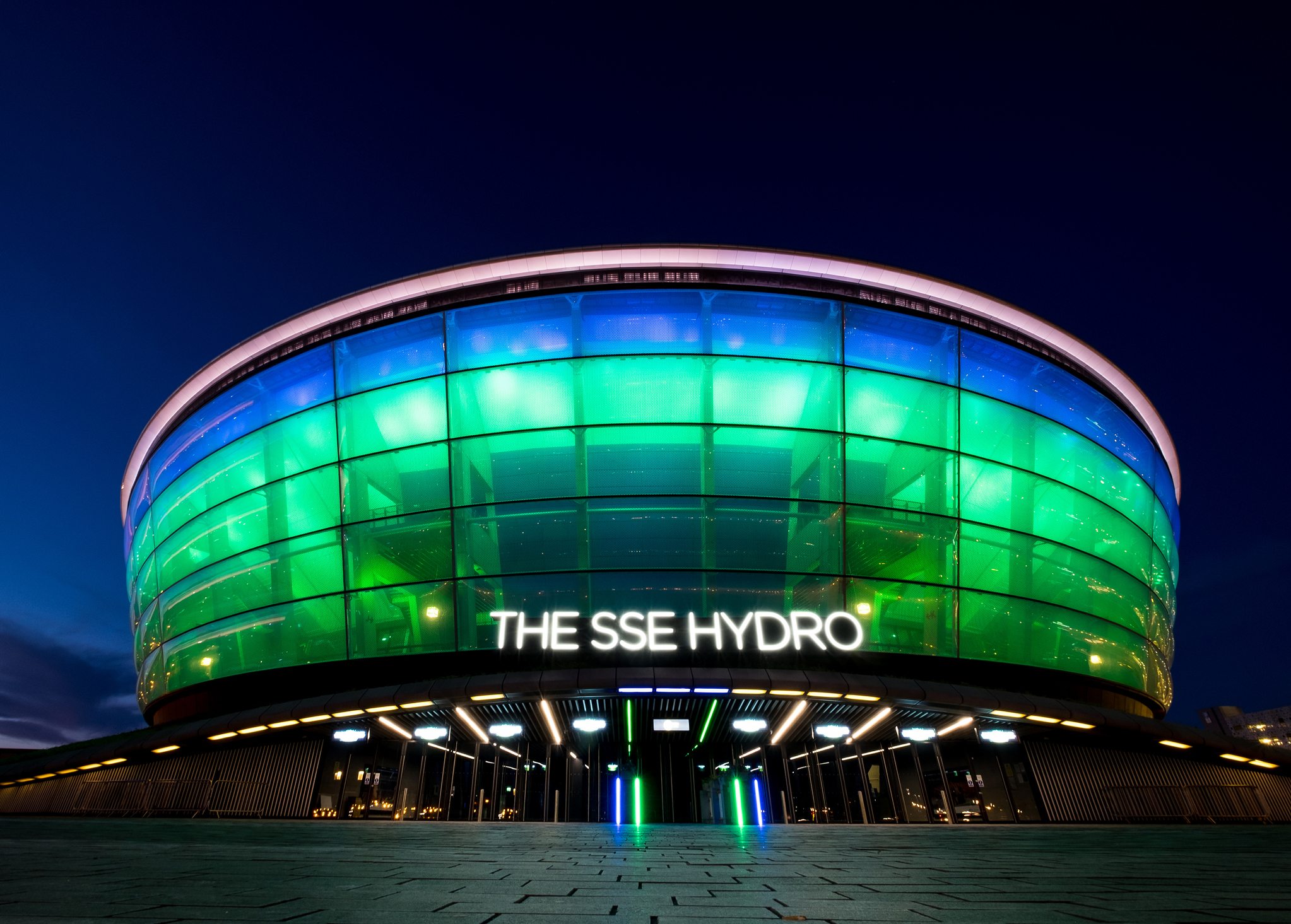 Glasgow's SSE Hydro (Getty Images)