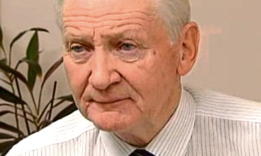 Stuart Henderson MBE