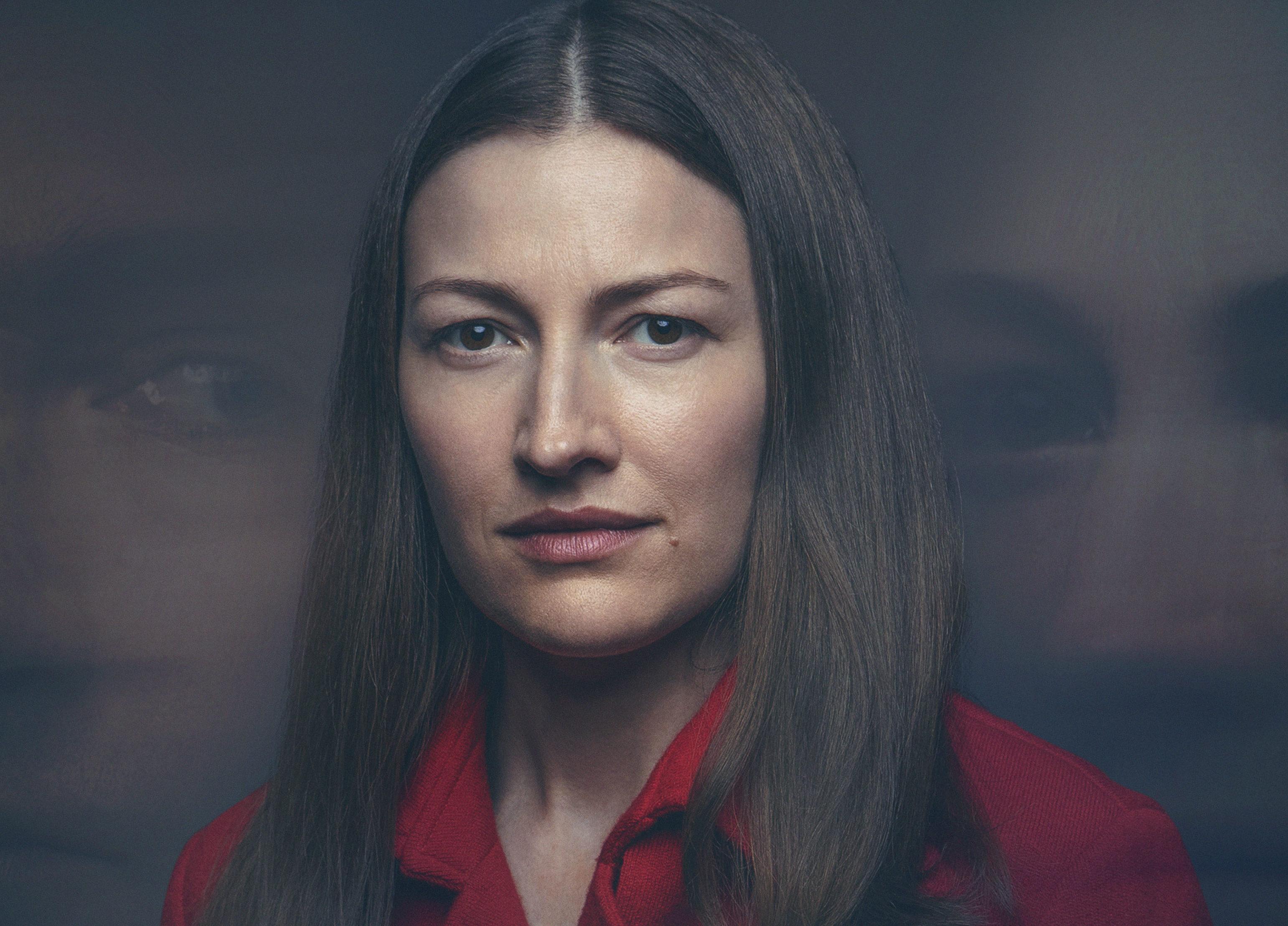 Kelly MacDonald in The Victim.