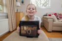 Rebecca Perrie (10) has produced a YouTube video to highlight what its like to live with Autism.