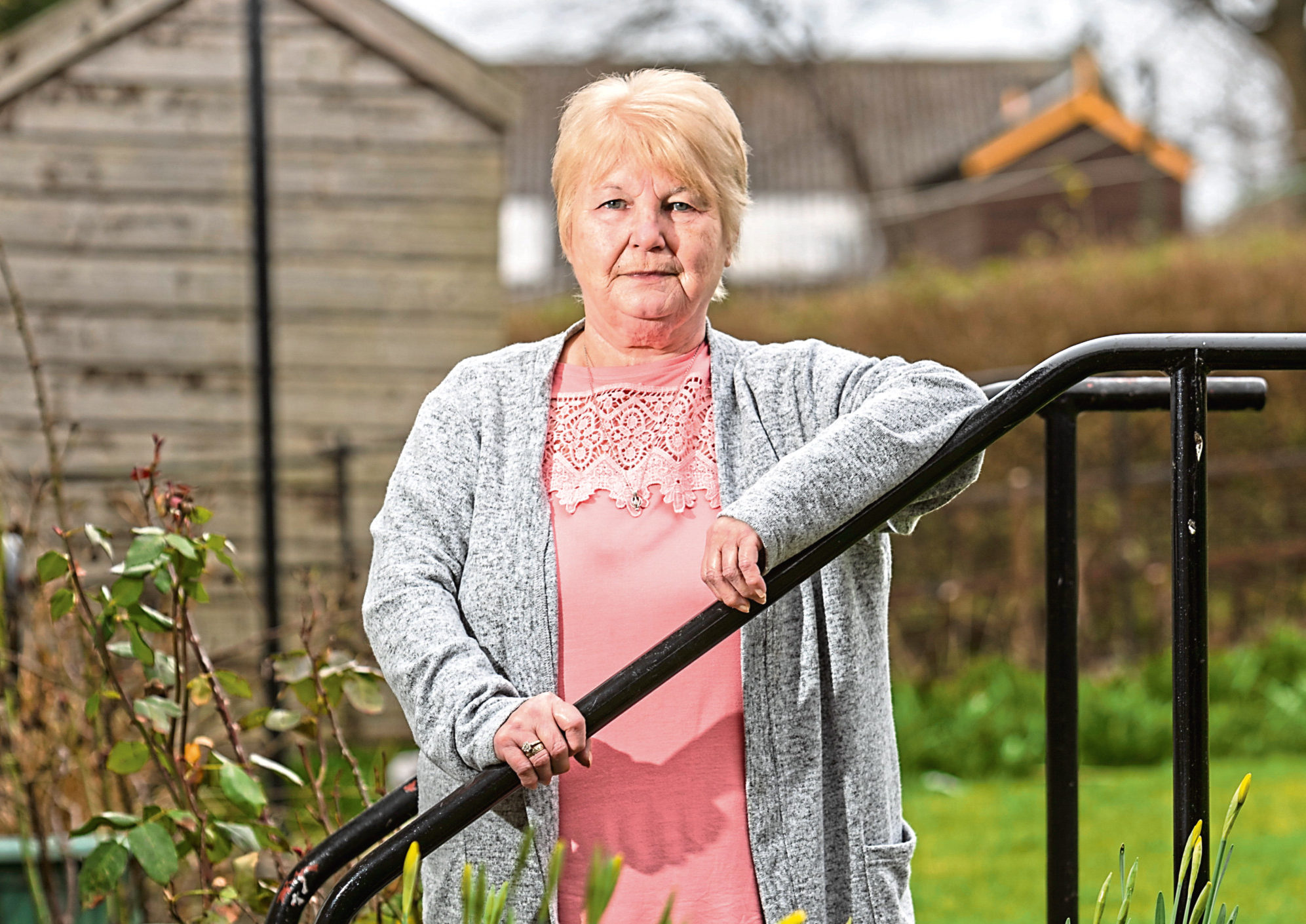 Margaret suffers from Charles Bonnet Syndrome, a medical condition involving her eyes, which causes her to see things that aren't there. What she sees are spiders and snakes – of all kinds and sizes. She has seen a spider measuring a foot across and a snake the length of her sofa.