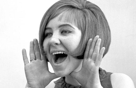 Lulu in 1964