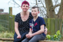 Debbie Jury adopted Lewis, whose mother was addicted to alcohol