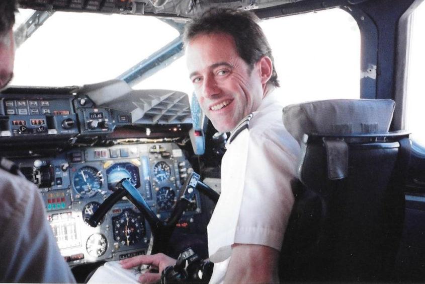 British Airways of Captain John Tye, who flew Concorde
