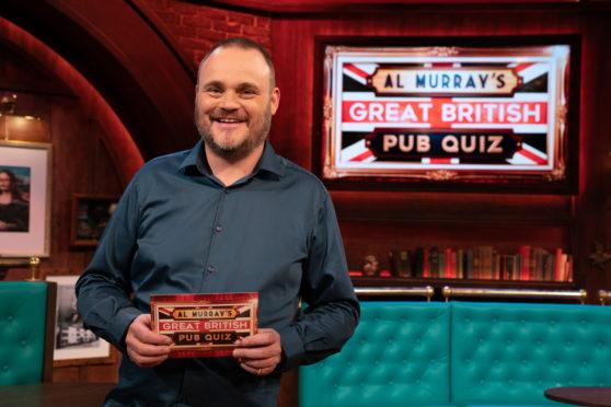 Al Murray's Great British Pub Quiz