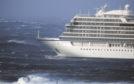 The cruise ship Viking Sky