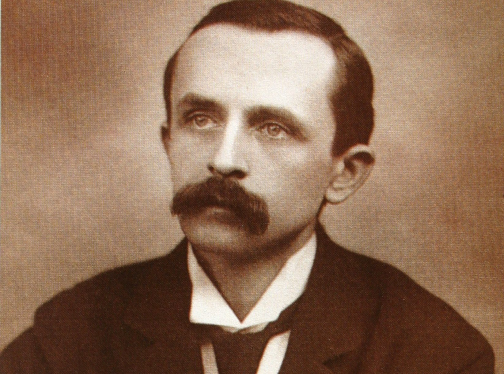 JM Barrie, author of Peter Pan.