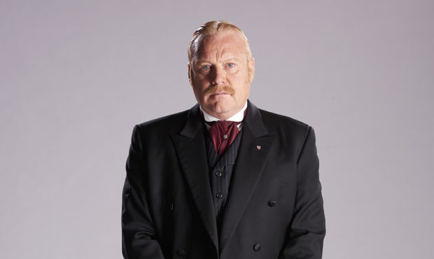 Thomas Craig in Murdoch Mysteries