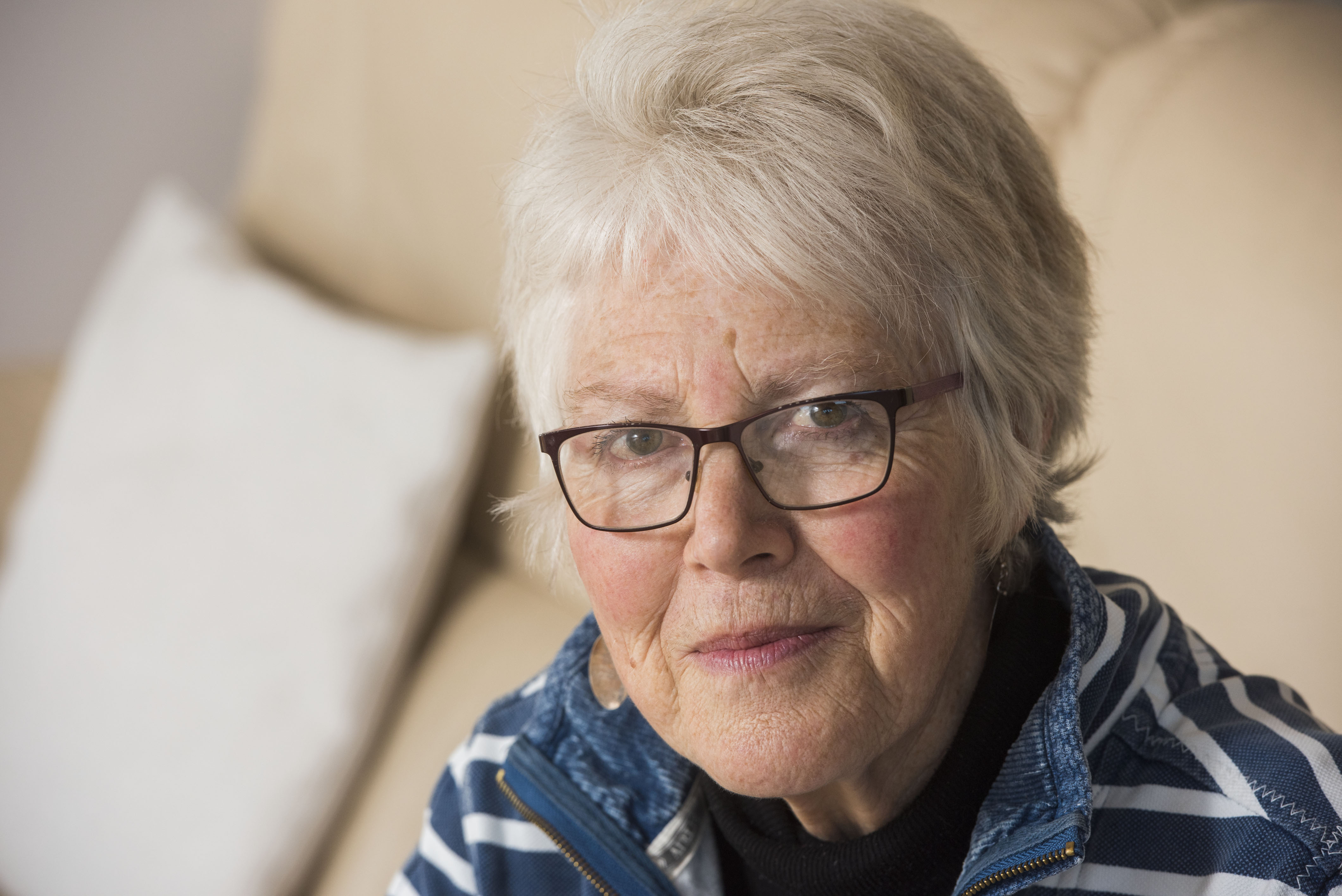 Eileen Penman is part of EU-funded dementia project after  seeing the devastating effect of the disease on her parents