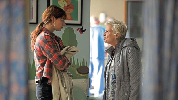 Jessie Buckley and Julie Walters in Wild Rose