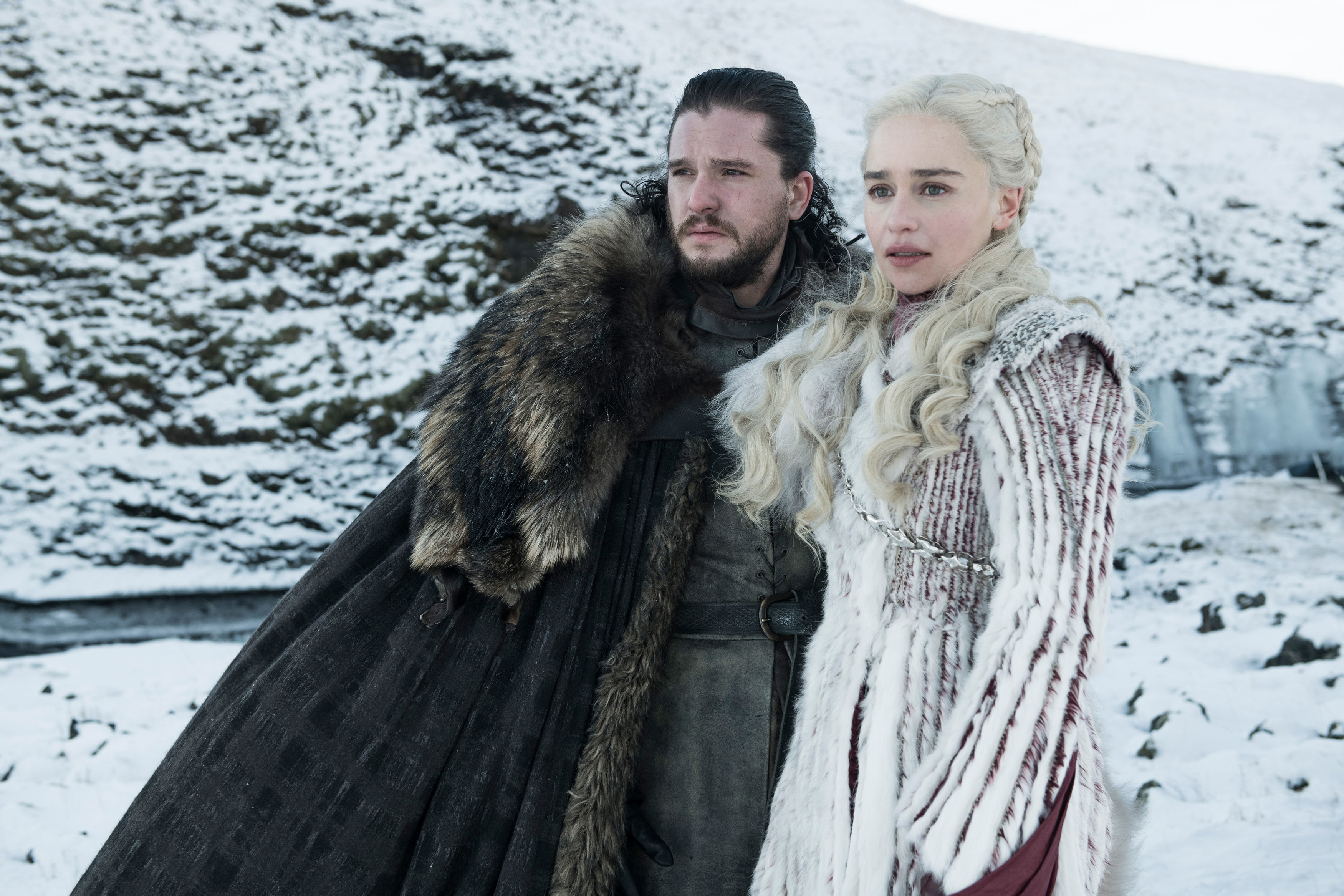 What fate will meet Jon Snow and Daenerys Targaryen?