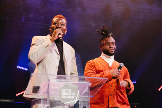 Young Fathers were last year's SAY Award winners