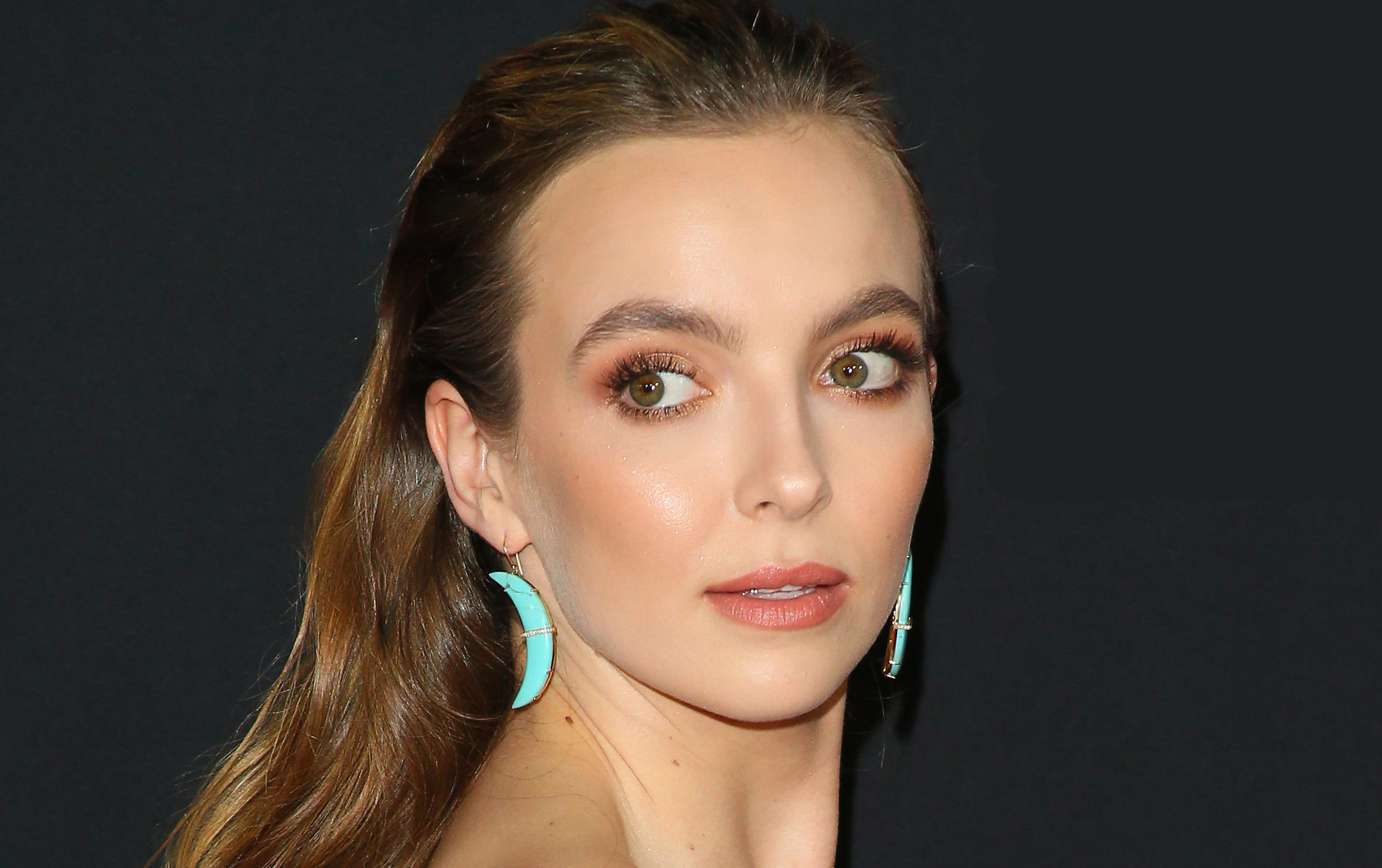 Killing Eve star Jodie Comer.
