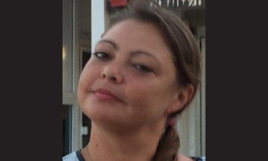 Tragic hotel worker Julie Pearson