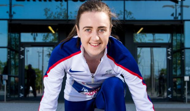 Scots runner Laura Muir