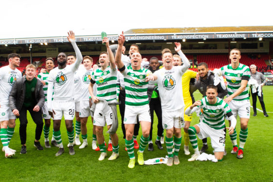 Celtic are eyeing nine-in-a-row