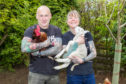 John Ryan and Morag Sangster save animals which would have otherwise gone to slaughter.