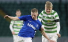 The Old Firm's Under-20s battled for the Glasgow Cup in midweek