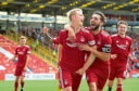 Aberdeen are already going to be without Graeme Shinnie next season and Gary Mackay-Steven could also be leaving