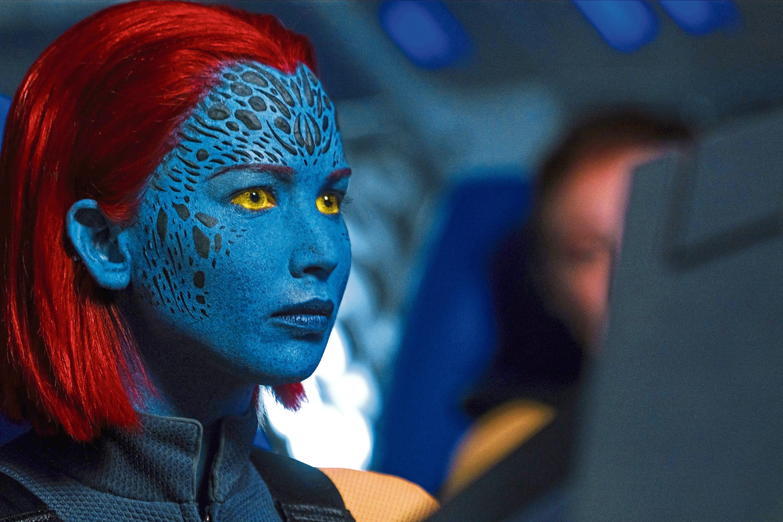 Jennifer Lawrence as Raven
