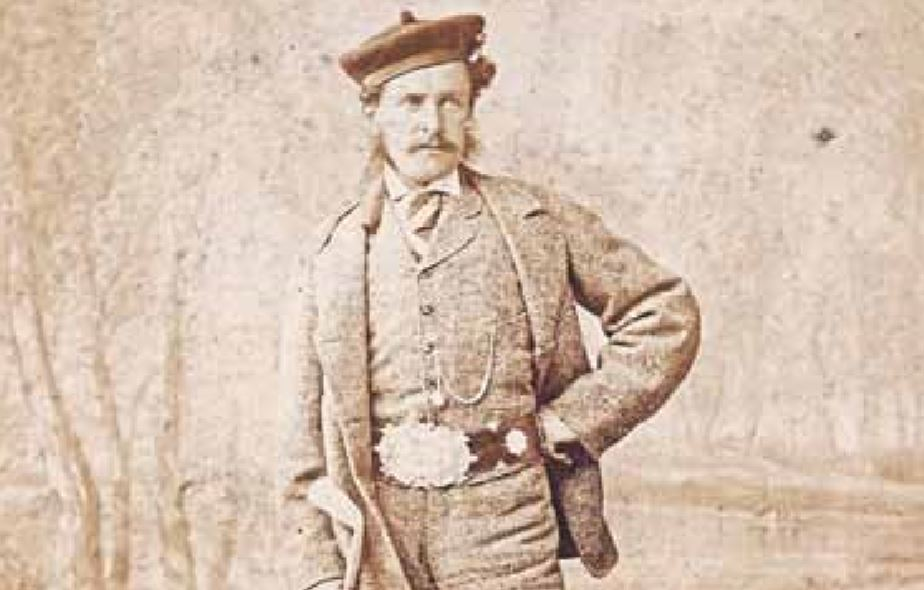Young Tom Morris's fame helped open the game to the masses.