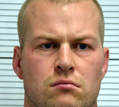 Corporal Mikko Vehvilainen, 34, who served in the Royal Anglian Regiment in Afghanistan, wanted to establish an all-white stronghold in a Welsh village. Detectives found a photograph of him giving a Nazi salute at a  1917 memorial to Finland's independence and an arsenal of weapons. He was convicted last March of being a member of the banned extremist group National Action and jailed for eight years.