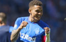 Rangers captain James Tavernier