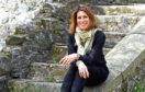 Sarah Mack, 46, TV presenter, Aberdeenshire