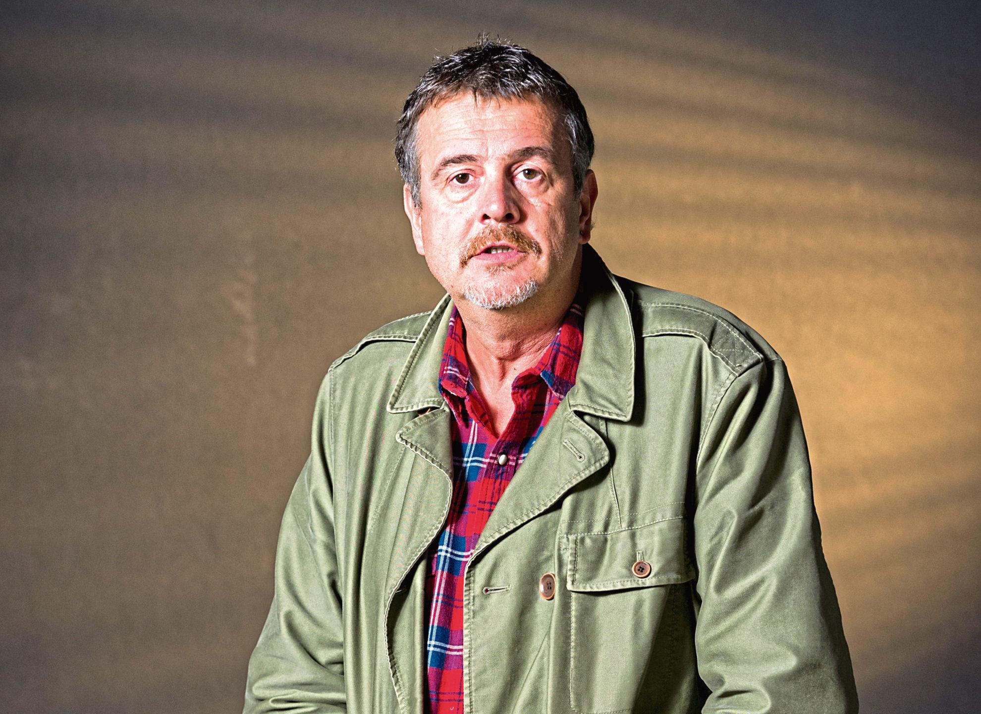 Mark Billingham.