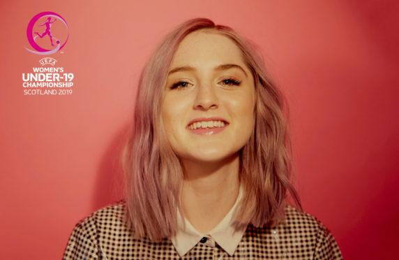 Dundee singer Be Charlotte