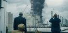 A scene from HBO drama Chernobyl