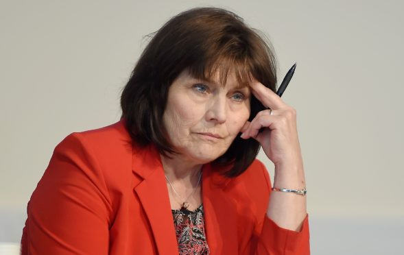 Health Secretary Jeane Freeman.