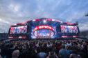 Spice Girls in concert at Croke Park in Dublin