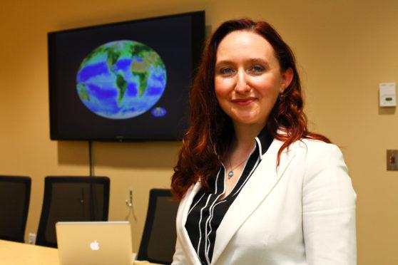 Susanne Craig, 44, scientist, Maryland, USA