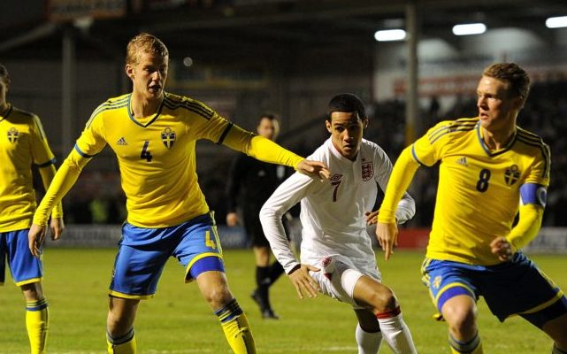 Filip Helander (left) could be on his way to Rangers