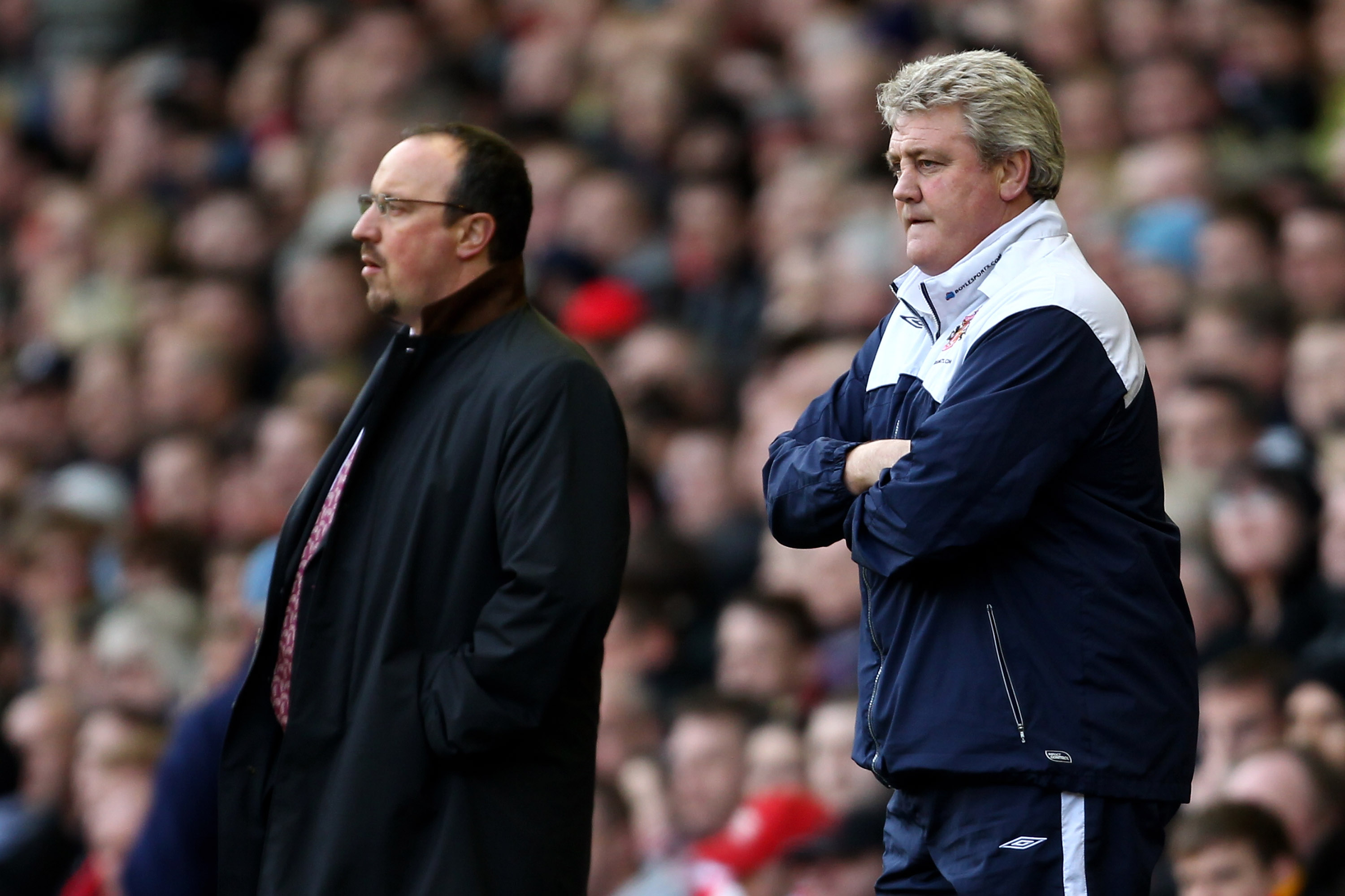 Steve Bruce has gone head-to-head with Rafa Benitez before but now faces his biggest battle