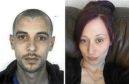 John Yuill and Lamara Bell lay undiscovered for three days, despite a call to police, after their car came off the motorway near Stirling