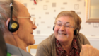 Harry and Margaret, the first couple Playlist for Life worked with